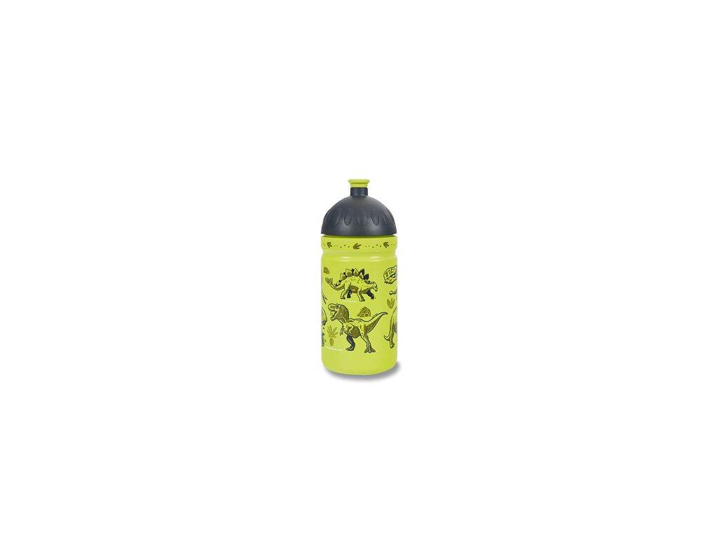 Zdravá láhev 0,5l Dinosauři