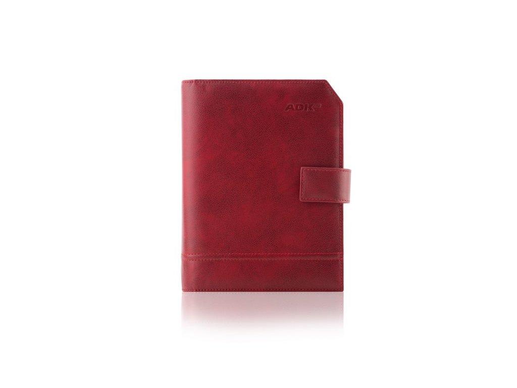 ADK Diář Classic A5 červený