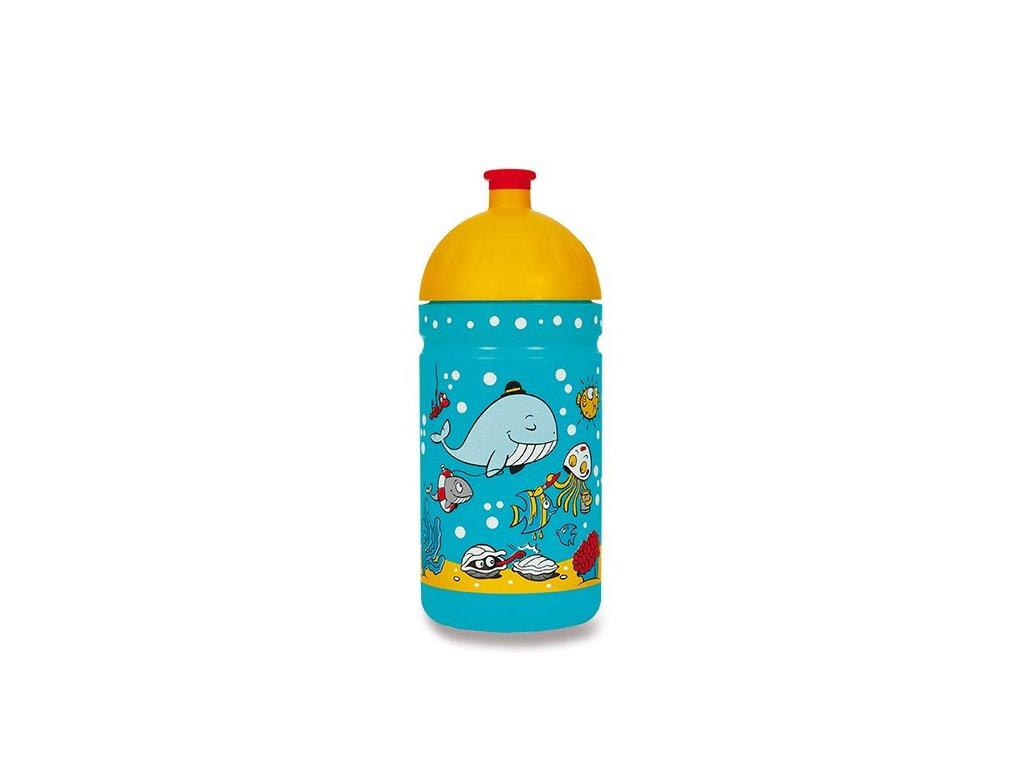 Zdravá láhev 0,5l Mořský svět