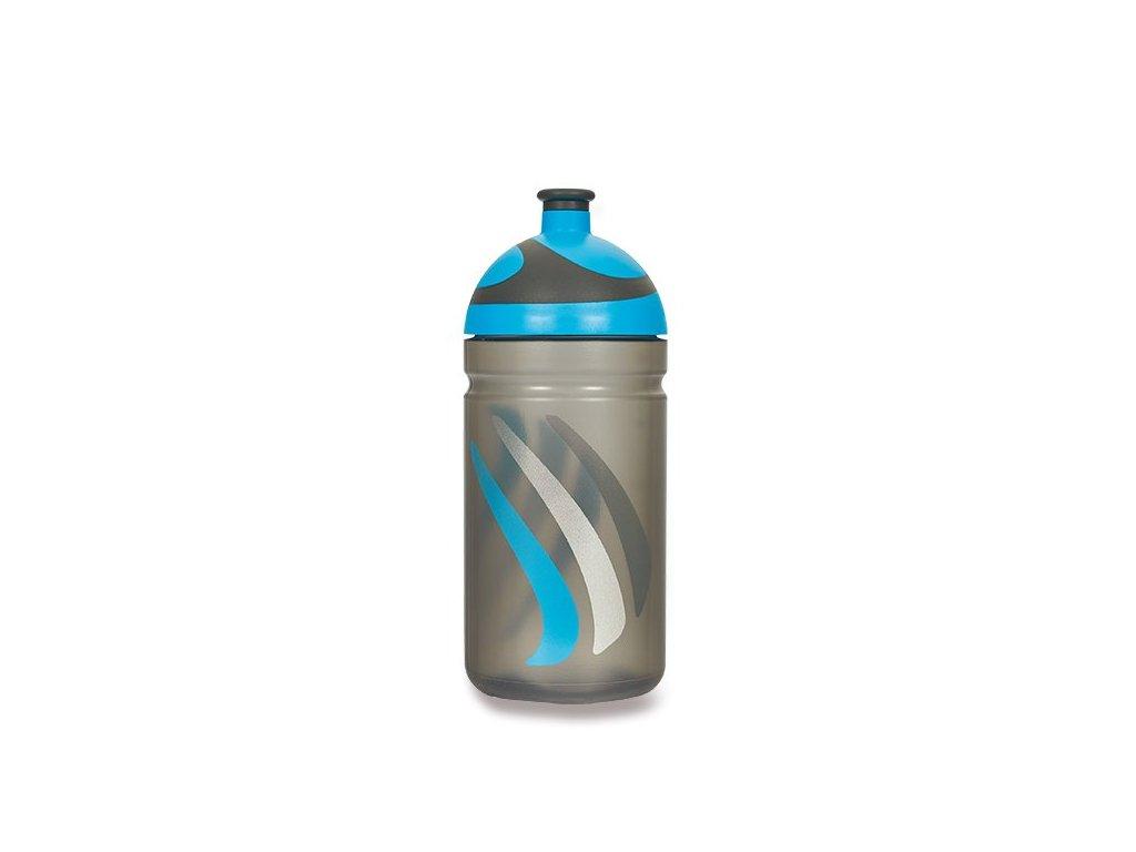 Zdravá láhev 0,5l BIKE 2K19 modrá