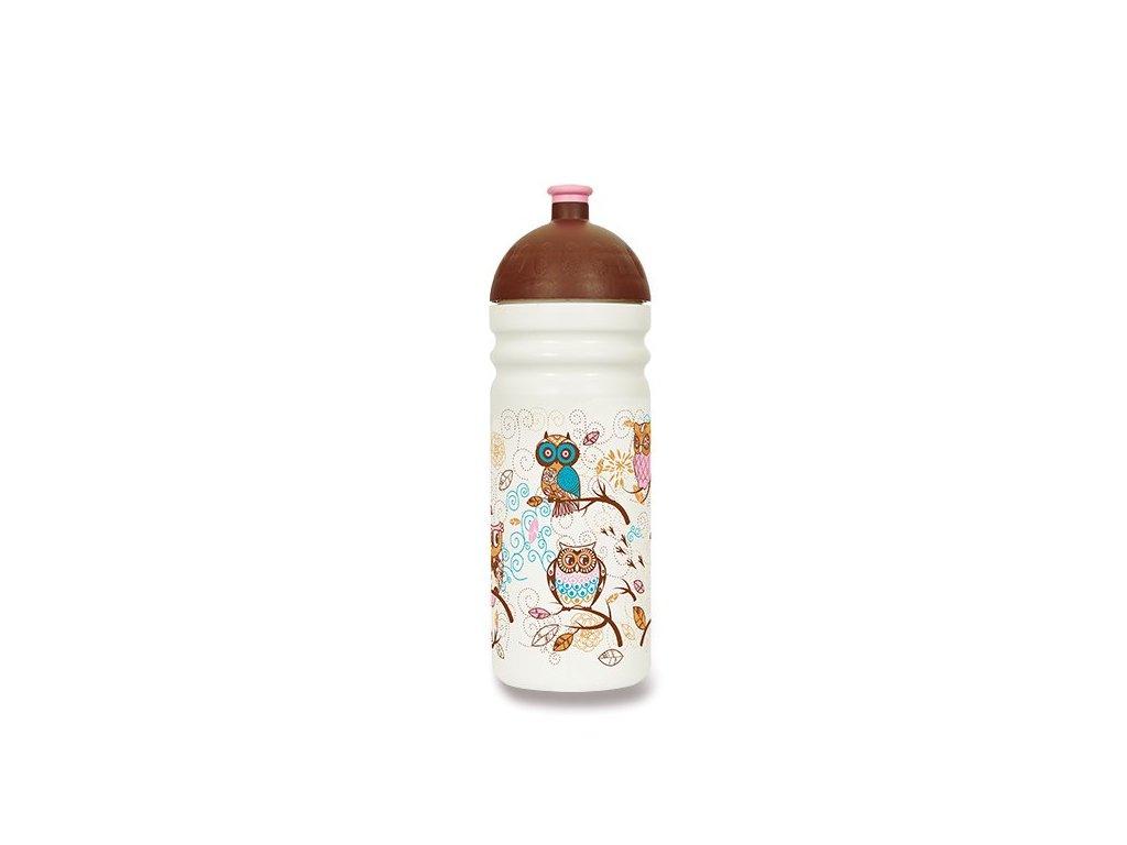 Zdravá láhev 0,7l Sovičky