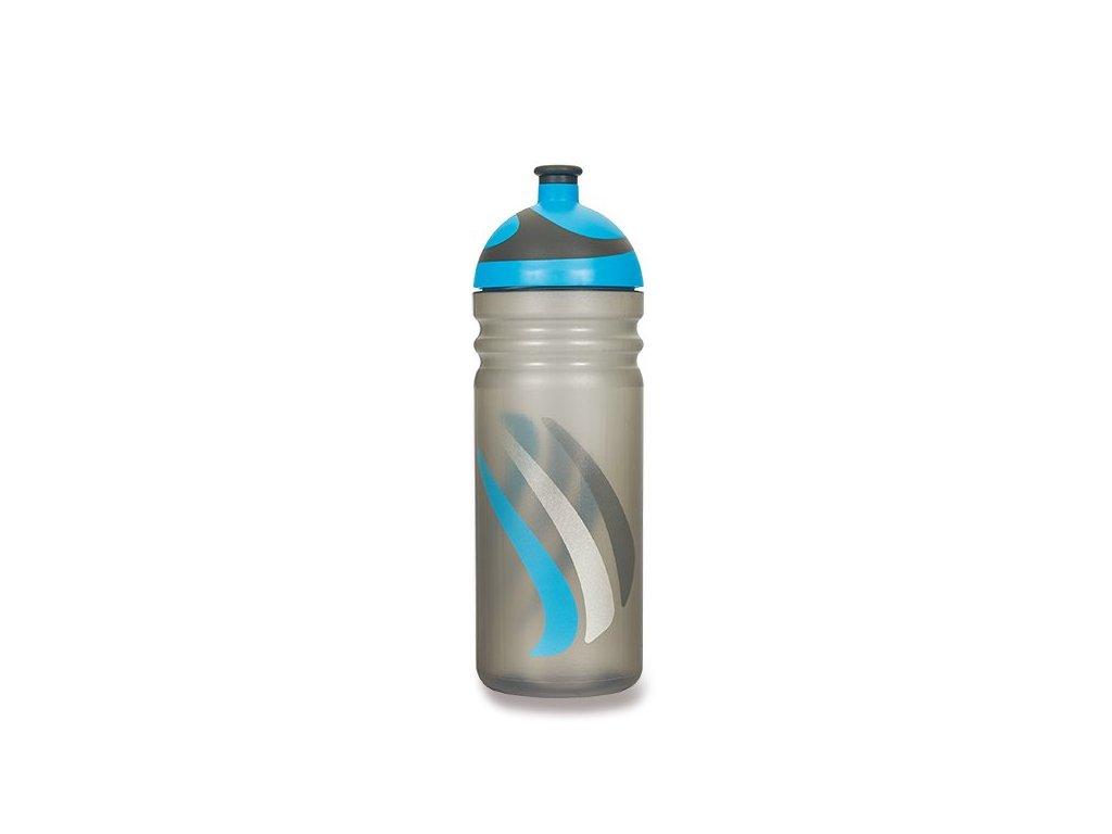 Zdravá láhev 0,7l BIKE 2K19 modrá