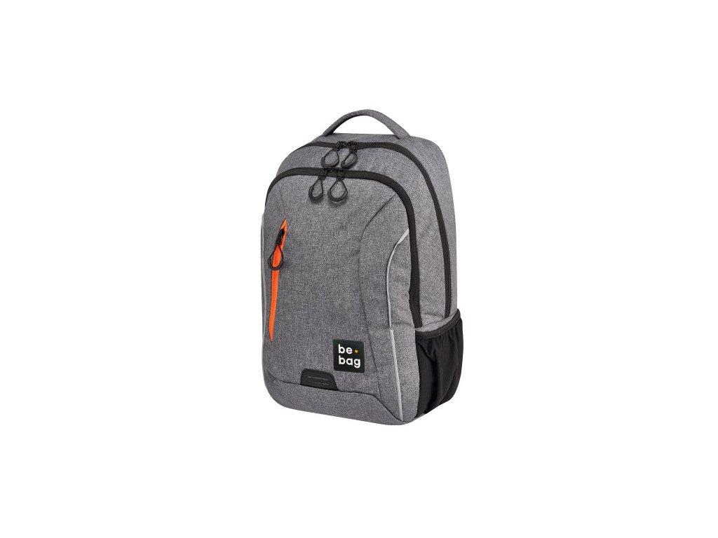 Batoh školní Herlitz be-bag 2 Grey Melang