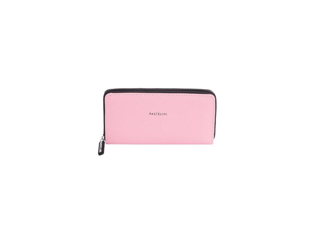 Dámská peněženka Oxybag světle růžová