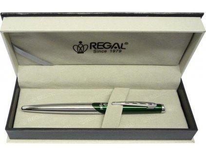 Regal Themis - kuličkové pero - zelená