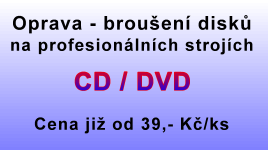Oprava disků