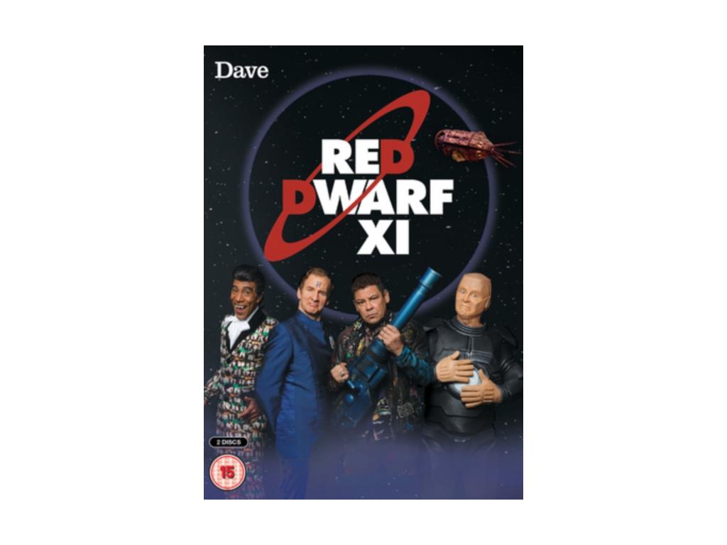 Red Dwarf - Series XI (DVD)