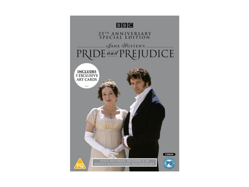 Pride and Prejudice (1995) (DVD)