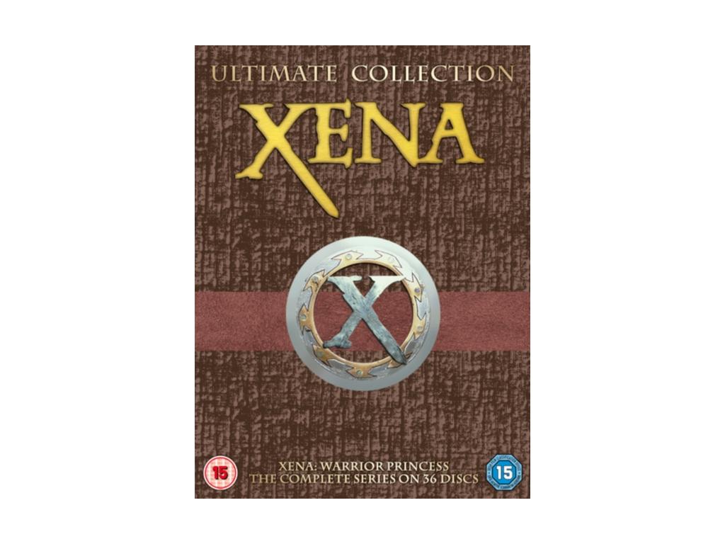 Xena - Warrior Princess: Complete Series 1-6 (DVD)