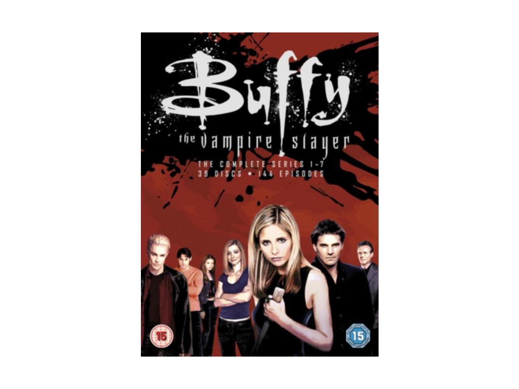 Buffy Complete Season 1-7 - 20th Anniversary Edition [DVD] [2017]