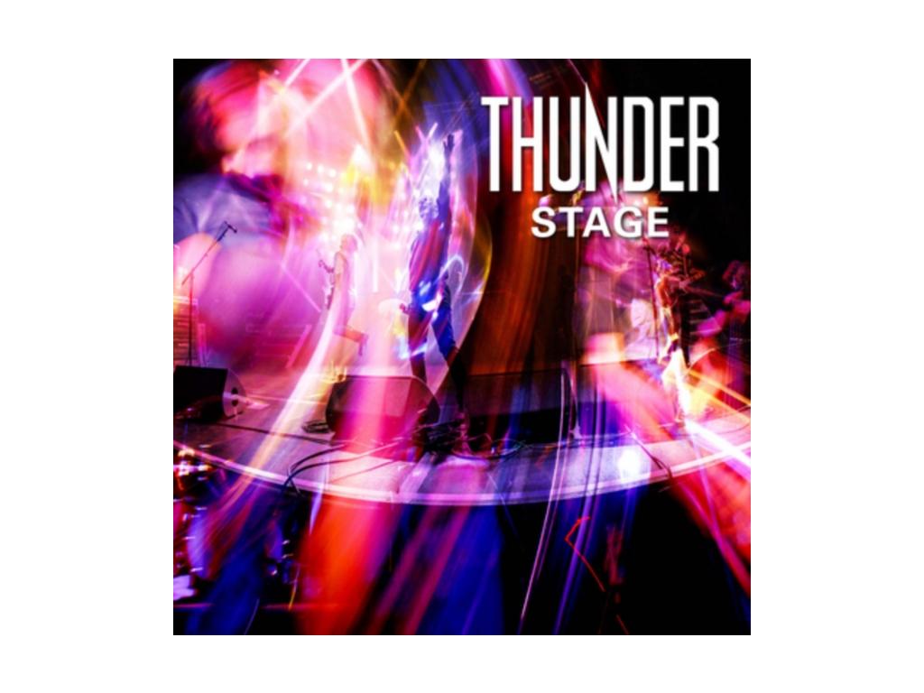 Thunder - Stage (Blu-ray)
