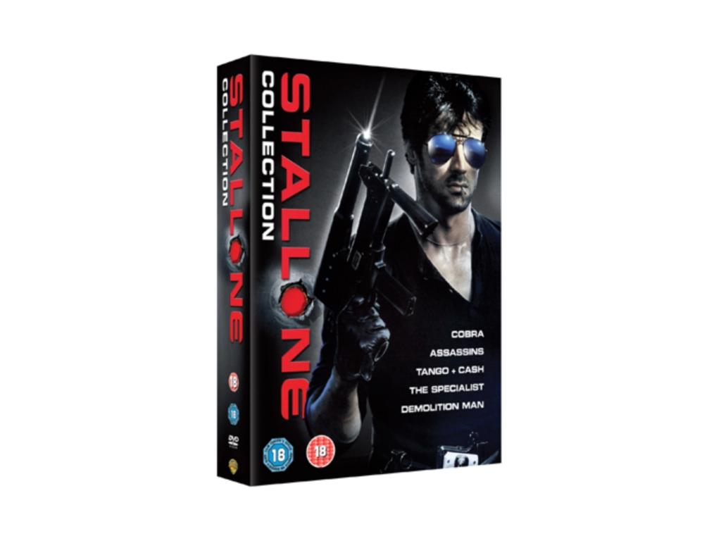 Sylvester Stallone Collection (DVD)