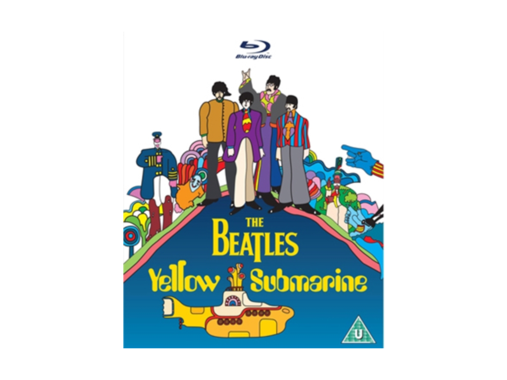 The Beatles - Yellow Submarine [1968] (Blu-ray)