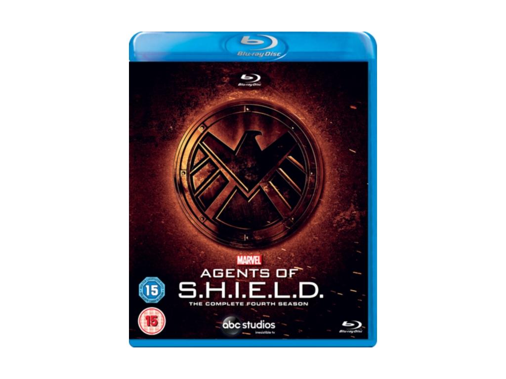 Marvel's Agents Of S.H.I.E.L.D. S4 - [2018] [Region Free] (Blu-ray)