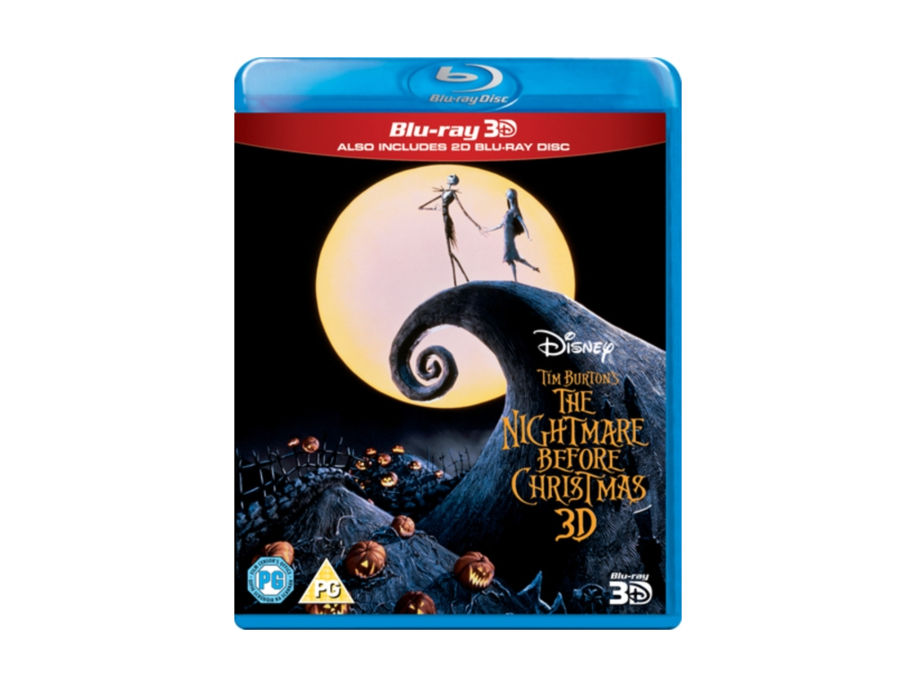 The Nightmare Before Christmas (Blu-ray 3D)