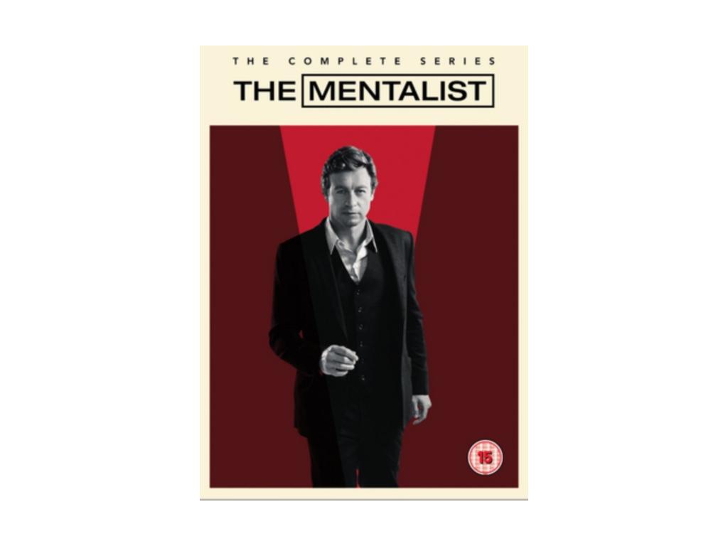 The Mentalist: Seasons 1-7 (DVD)