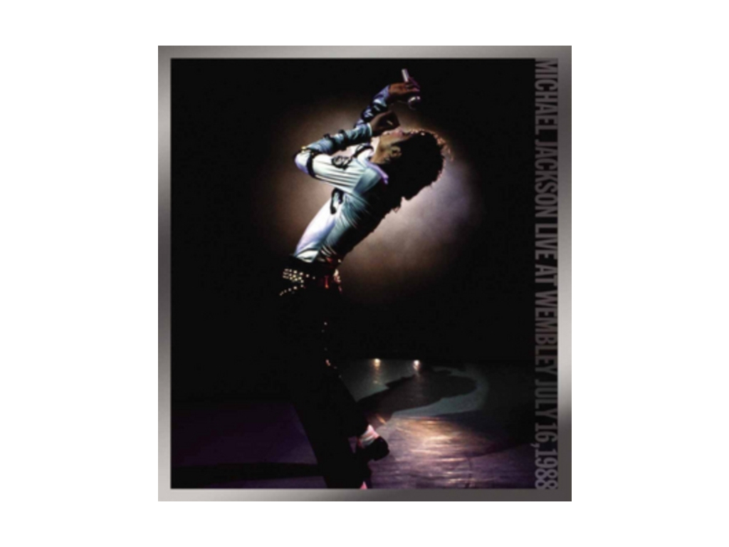 Michael Jackson - Live at WembleyJuly 161988 (Live Recording/+DVD)