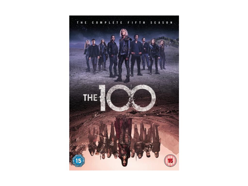 The 100: Season 5 [DVD] [2018]