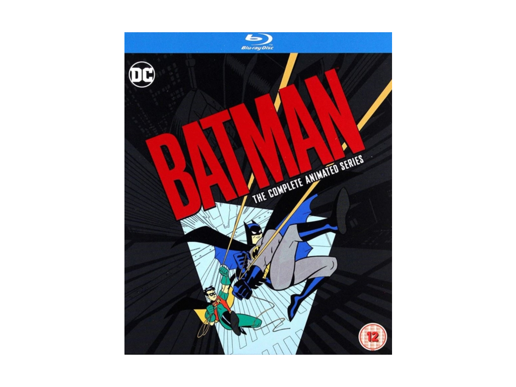 Batman: The Animated Series [1992] (Blu-ray)