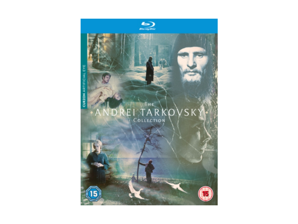 Sculpting Time - The Andrei Tarkovsky Collection (Blu-ray)