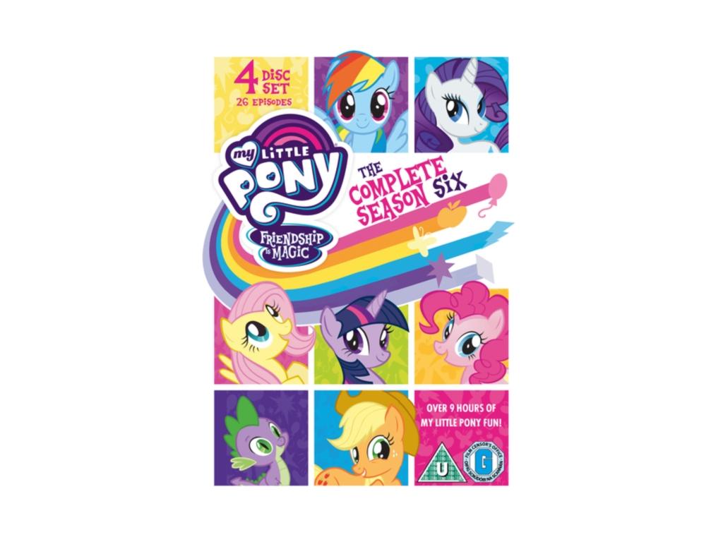 My Little Pony Complete Season 6 (DVD)
