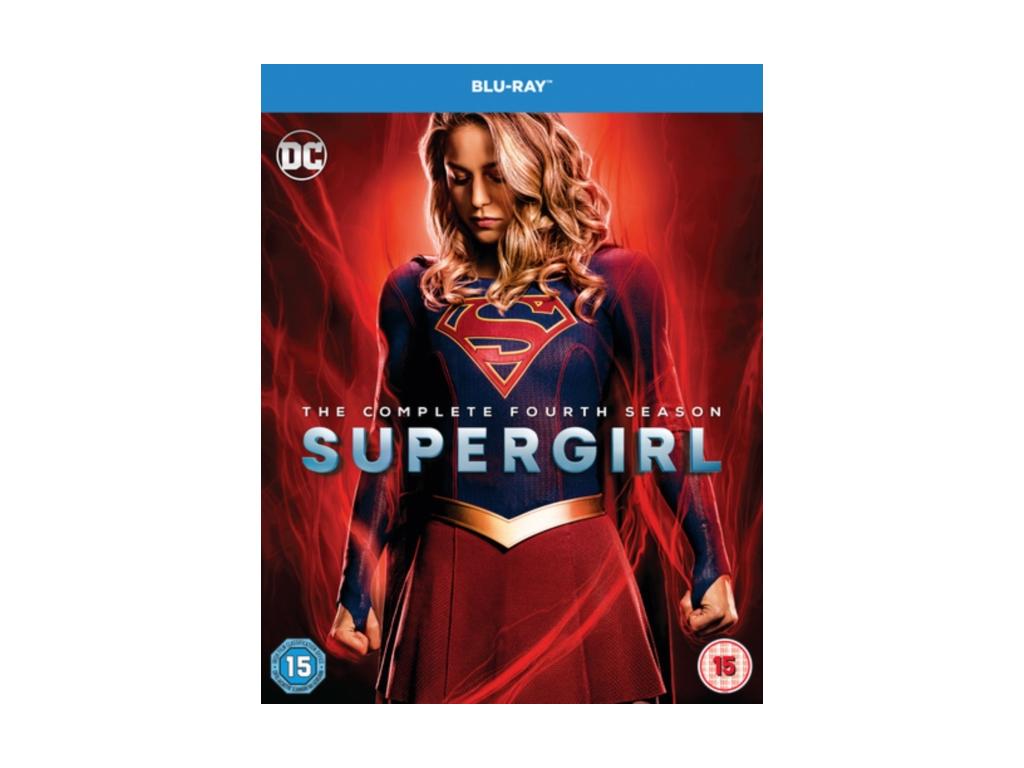 Supergirl: Season 4 (Blu-Ray) [2019]