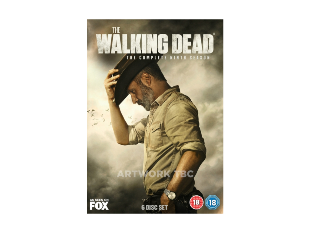 The Walking Dead Season 9 (DVD)