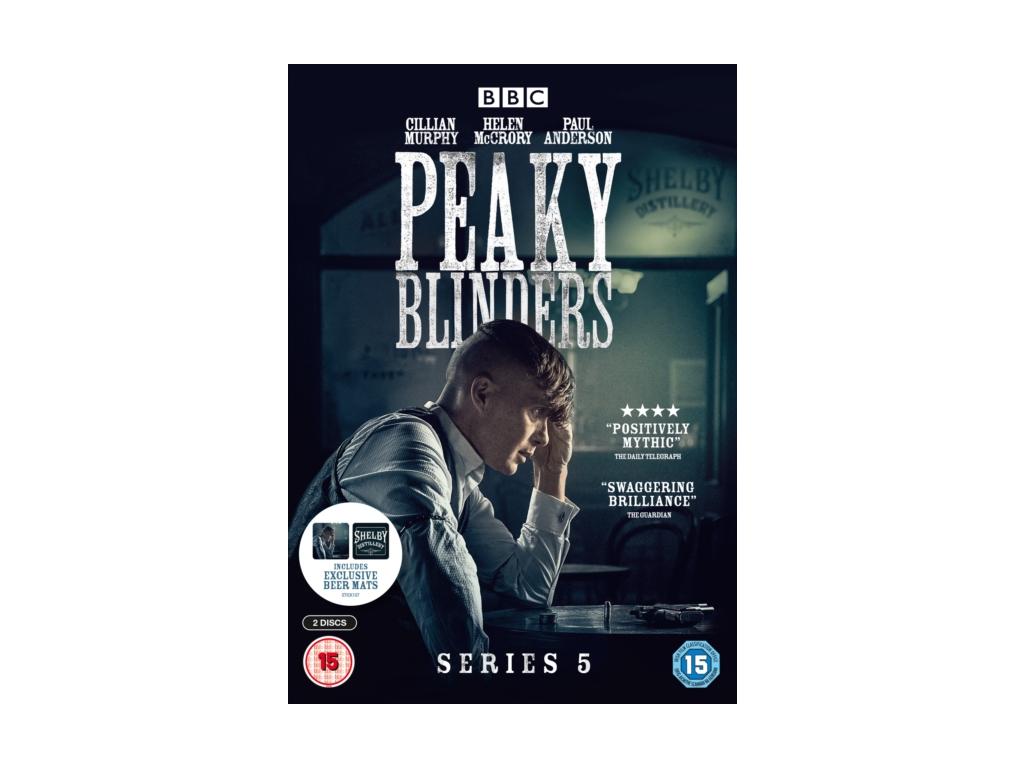 Peaky Blinders: Series 5 (DVD)