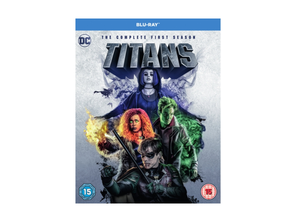 Titans: Season 1 [2019] (Blu-Ray)