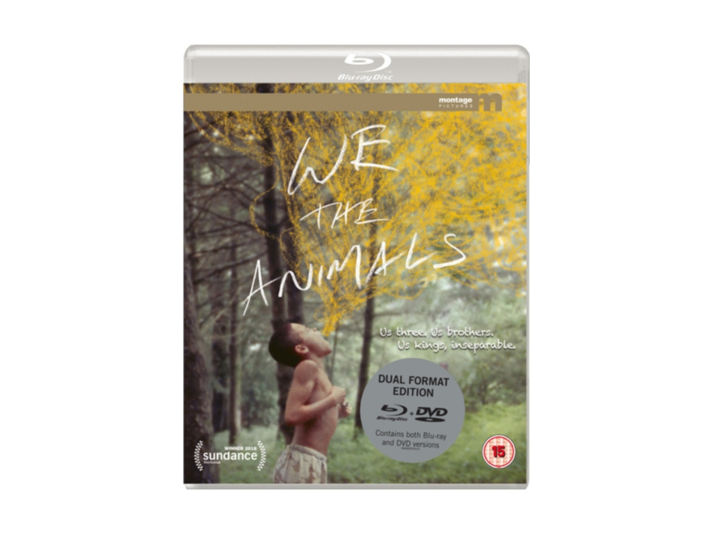 We the Animals (Dual Format Blu-ray & DVD)
