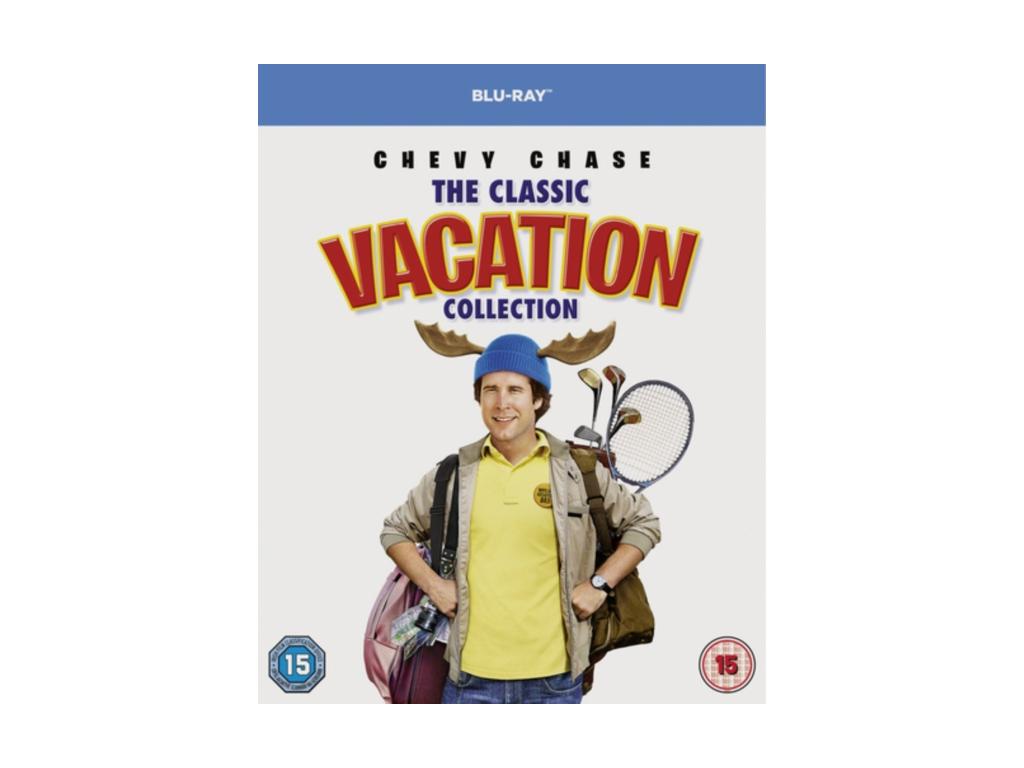 National Lampoon Vacation Boxset (Blu-ray)