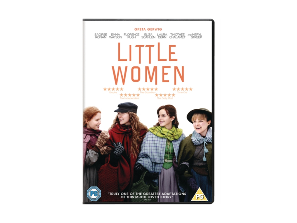 Little Women (2019) [DVD]