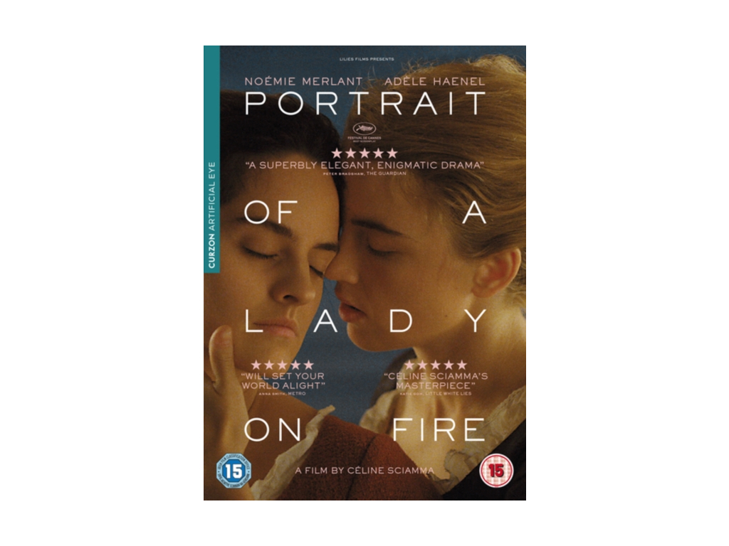 Portrait of a Lady on Fire [DVD] [2020]