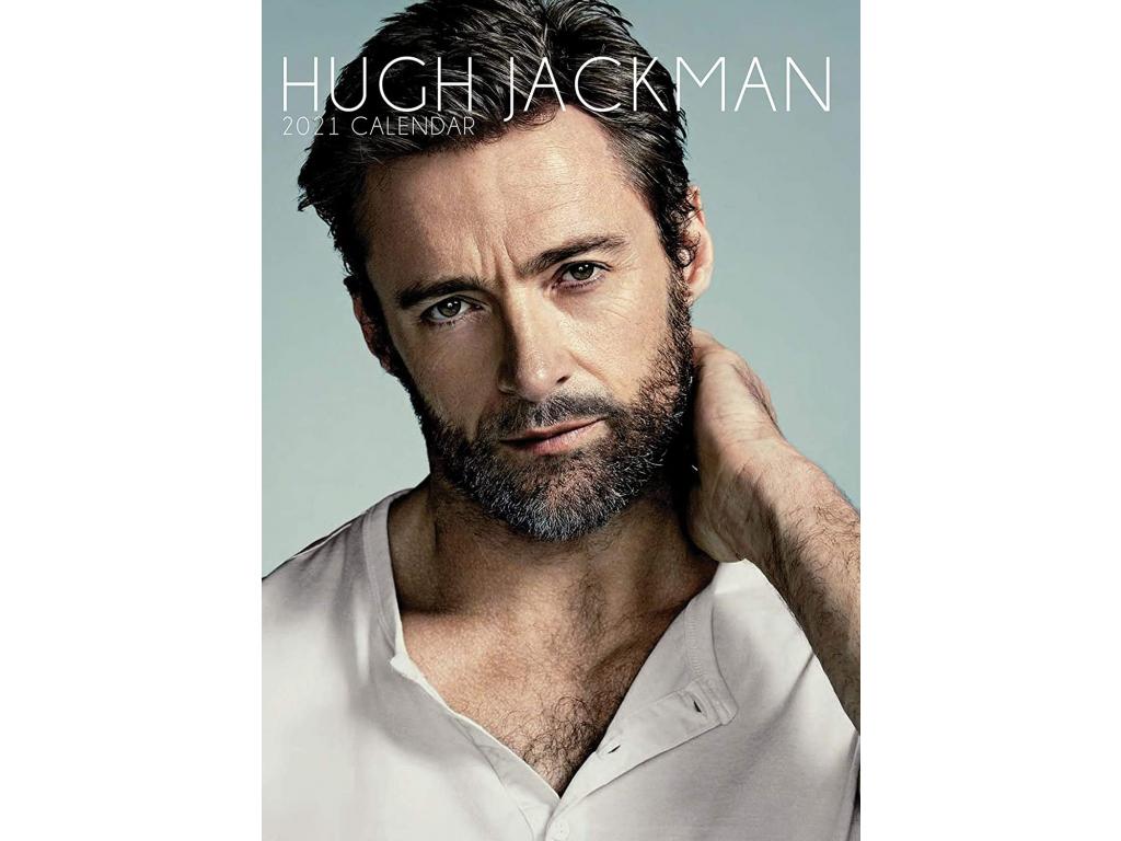 hugh jackman kalendář 2021 a3