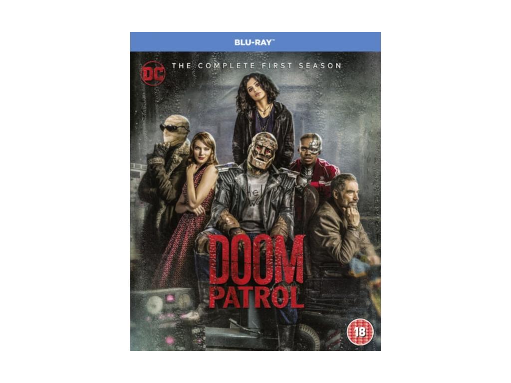 Doom Patrol: Season 1 [Blu-ray] [2019]