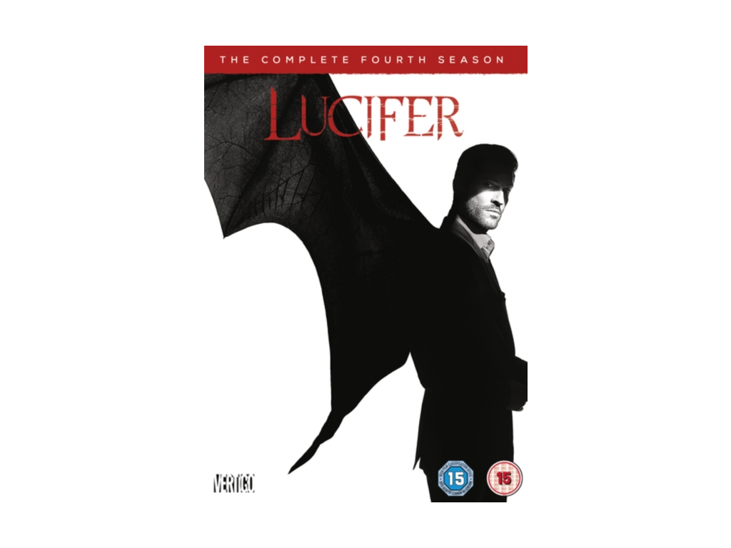 Lucifer S4 (DVD)