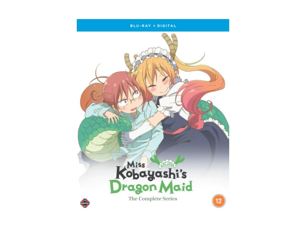 Miss Kobayashi's Dragon Maid: The Complete Series - Limited Edition Blu-ray + Free Digital Copy