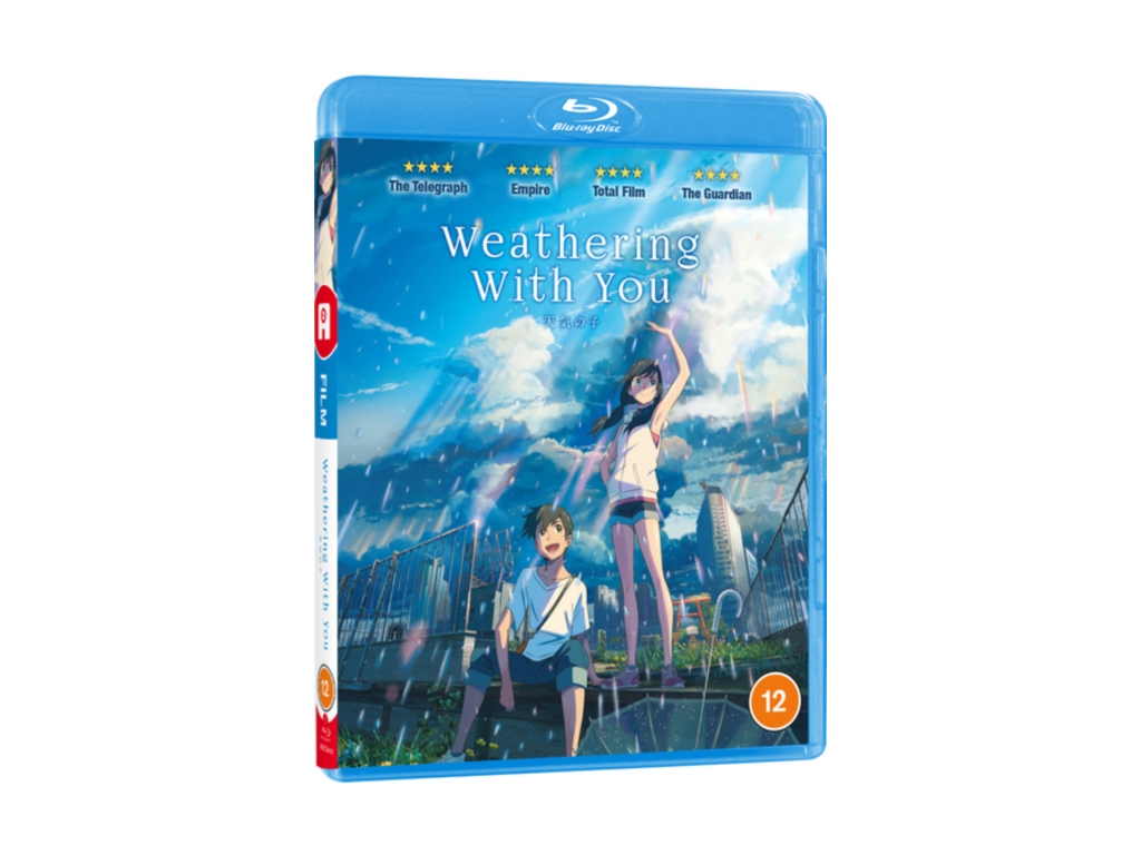 Weathering With You - Standard Edition [Blu-ray]