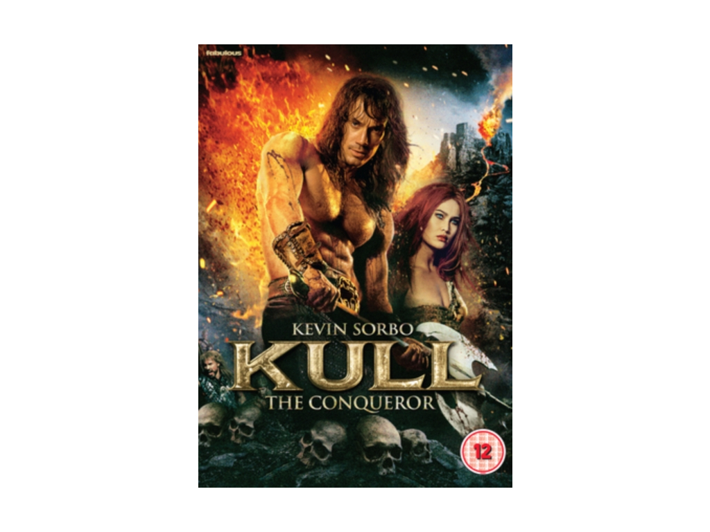Kull The Conqueror [1997] (DVD)