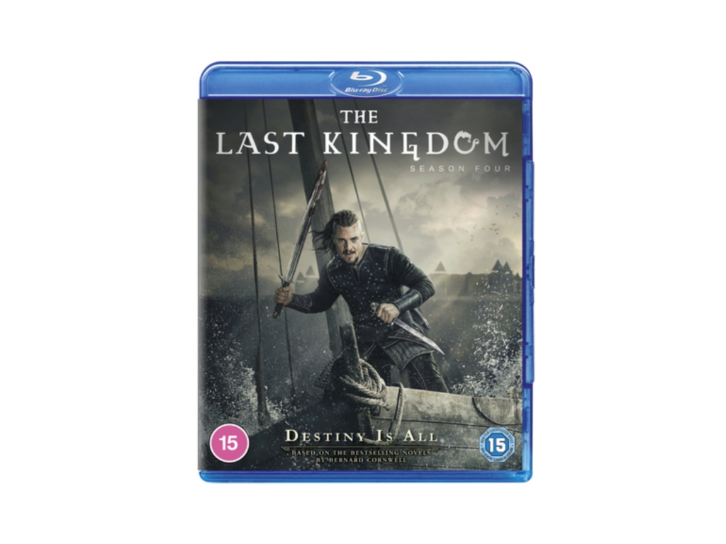 The Last Kingdom season 4 (Blu-ray) [2020]