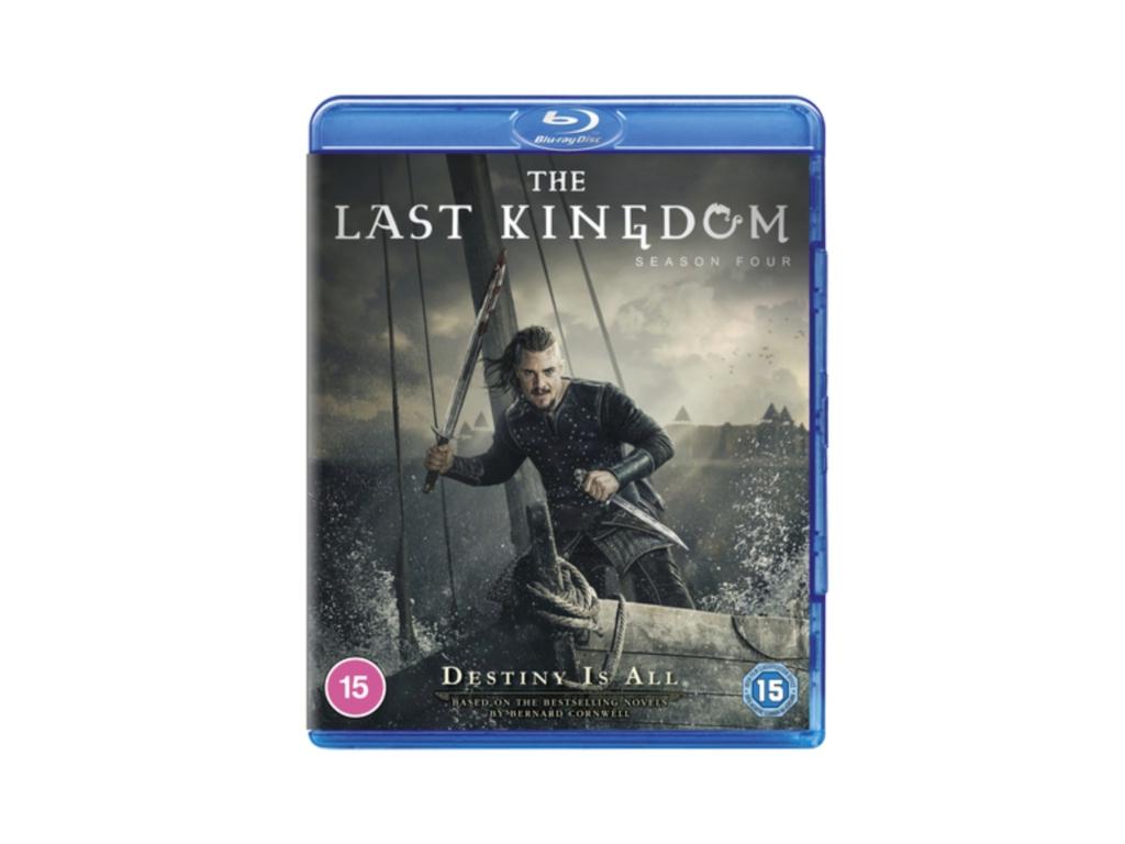 The Last Kingdom season 4 (Blu-ray) [2020]