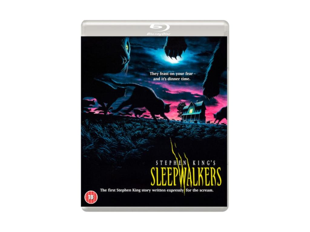 Sleepwalkers (Eureka Classics) Blu-ray [2020]