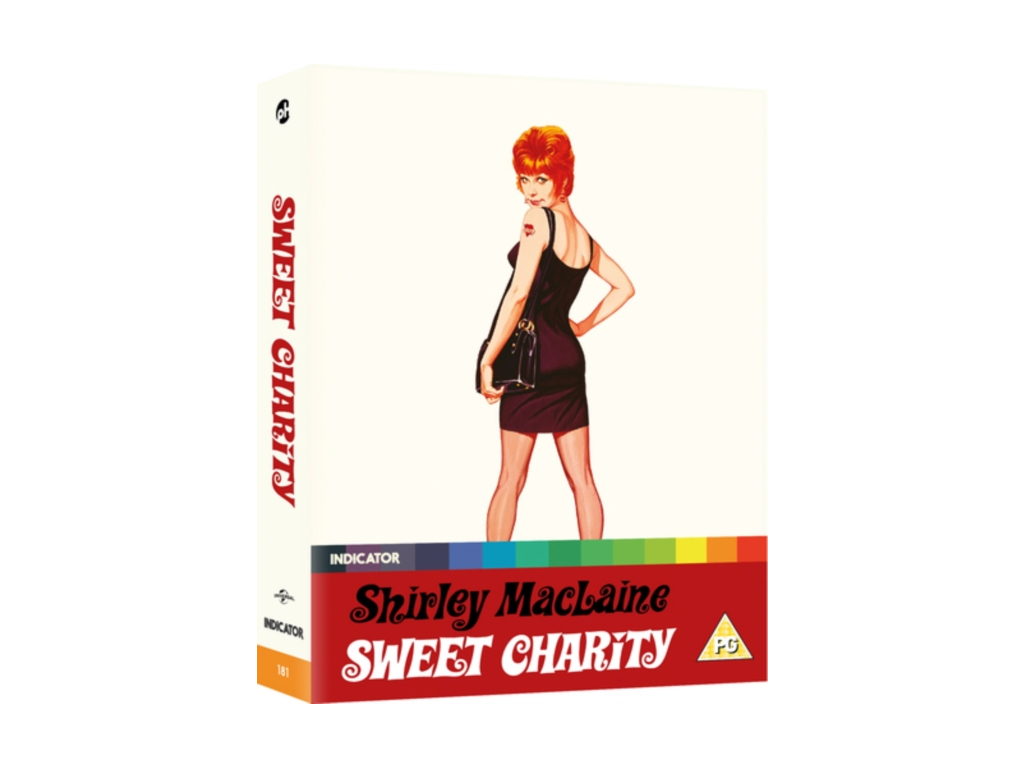 Sweet Charity (Limited Edition) [Blu-ray] [2020]