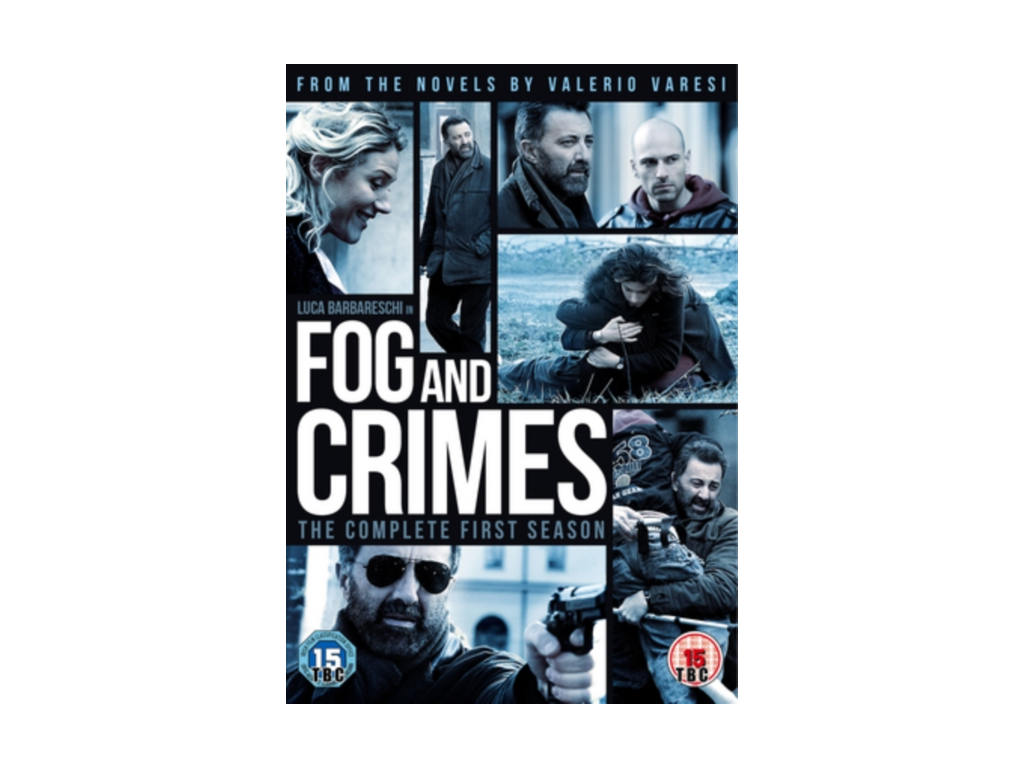 Fog and Crimes - The Complete First Season (DVD)