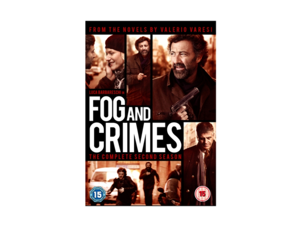 Fog  Crimes  Complete 2Nd Season (DVD)