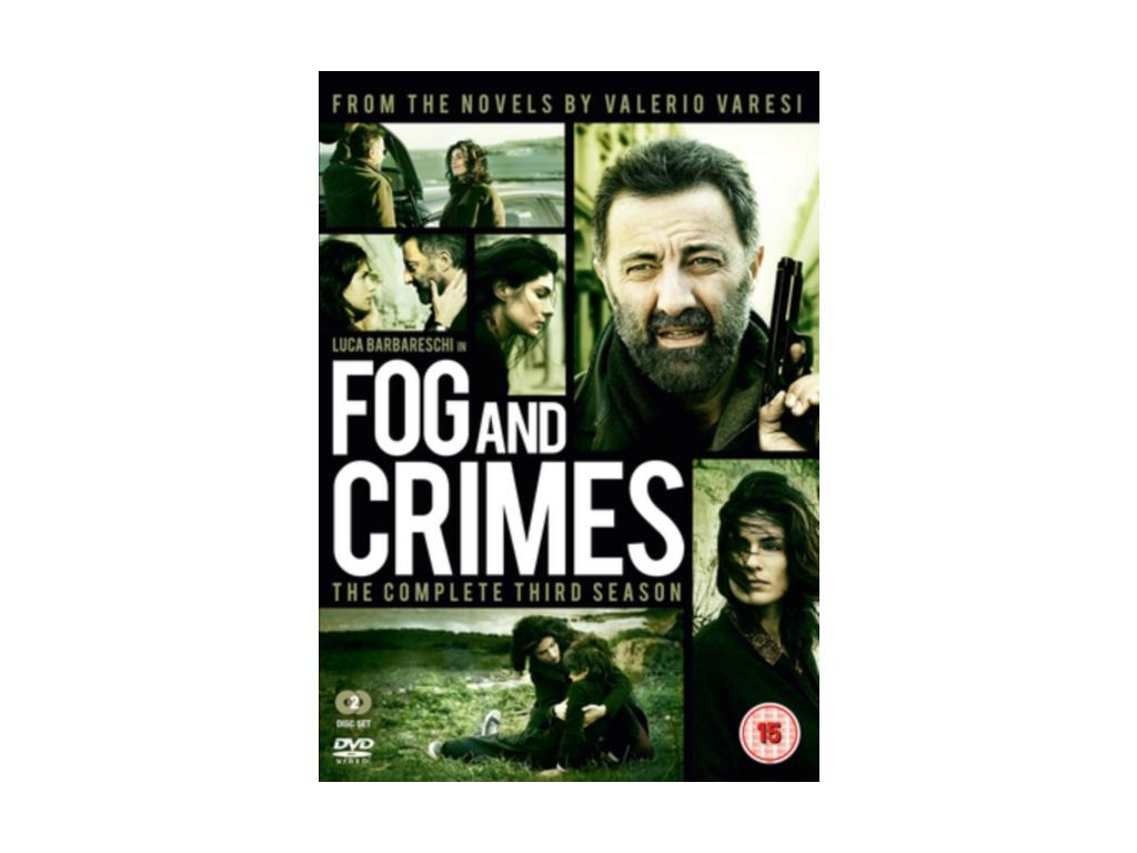 Fog  Crimes  Complete 3Rd Season (DVD)