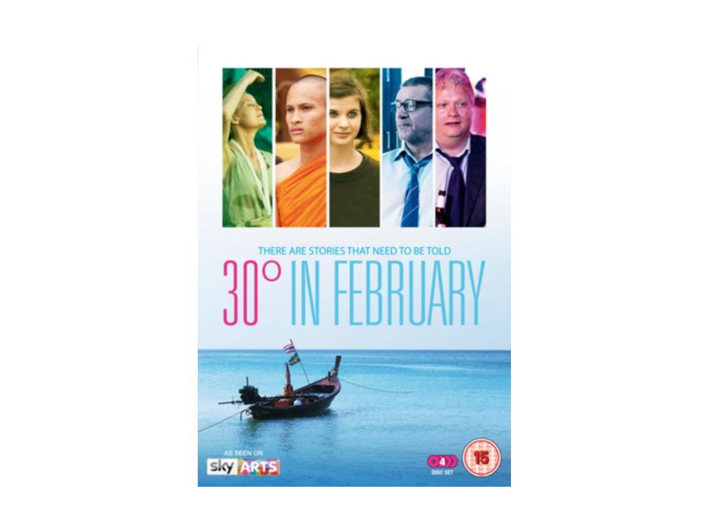 30 Degrees In February (DVD)