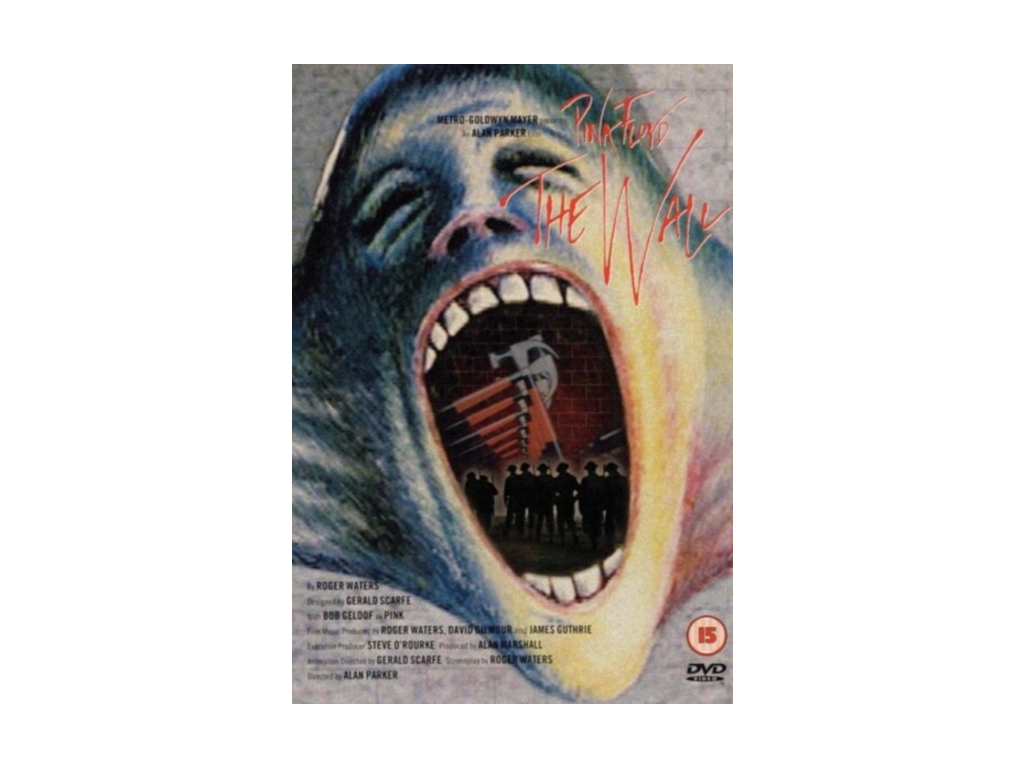 PINK FLOYD - Wall. The (DVD)