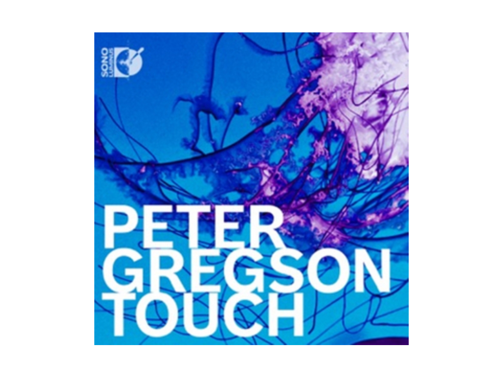 PETER GREGSON - Gregsontouch (Blu-ray)