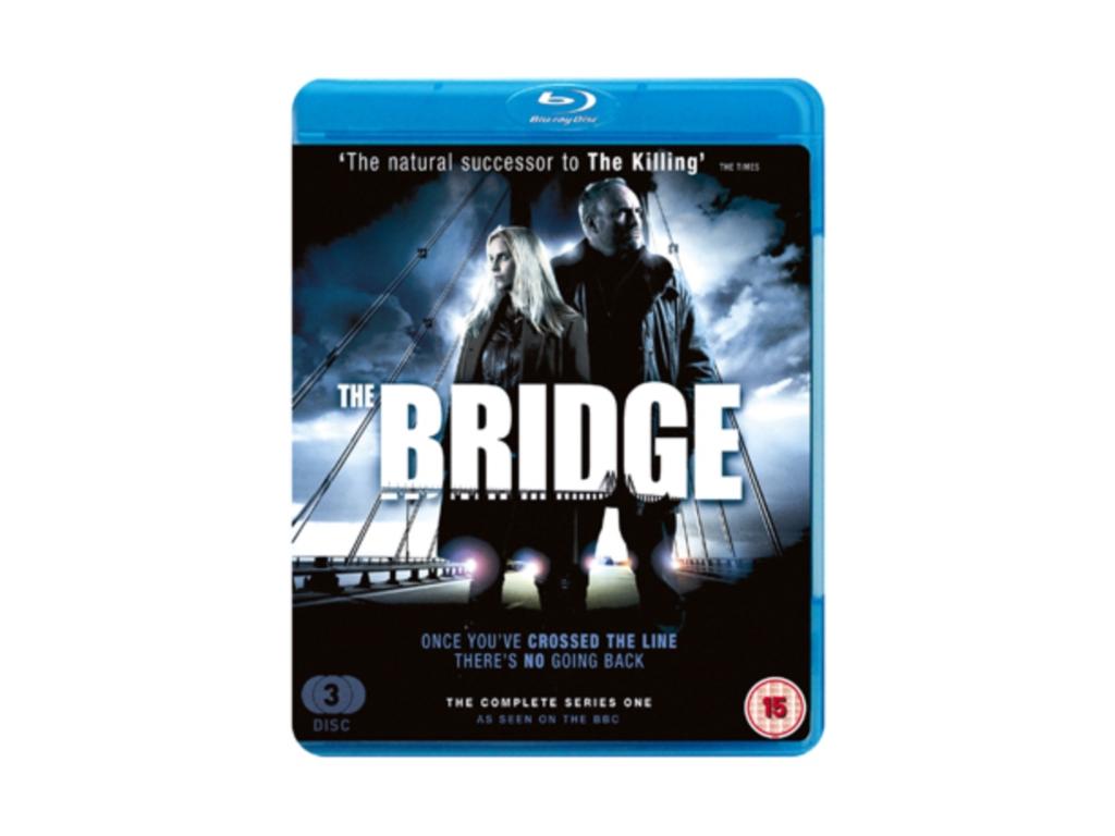Bridge The  Complete Season 1 (Blu-ray)